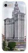 Municipal Building IPhone Case by Granger
