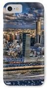 My Sim City IPhone Case