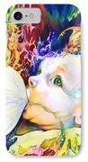 My Soul IPhone Case by Kd Neeley