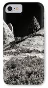 Mysteries In Sedona IPhone Case by John Rizzuto