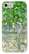 Napa Vineyard IPhone Case by Paul Tagliamonte