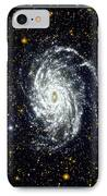 Nasa Big Brother To The Milky Way IPhone Case