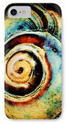 Native Spiral IPhone Case by Daniele Smith