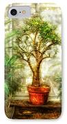 Nature - Plant - Tree Of Life  IPhone Case by Mike Savad
