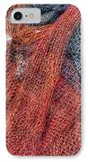 Nautical Nets IPhone Case by Heidi Smith