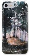 New England Landscape No.214 IPhone Case