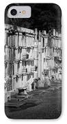 New Orleans St Louis Cemetery No 3 IPhone Case by Christine Till