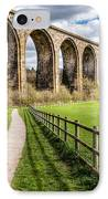 Newbridge Viaduct IPhone Case