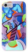 No Strings Attached IPhone Case by Anthony Falbo