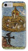 Noahs Ark, 1190 IPhone Case by Getty Research Institute