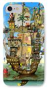 Norah's Ark IPhone Case by Colin Thompson