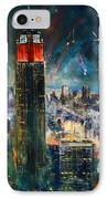 Nyc In Fourth Of July Independence Day IPhone Case