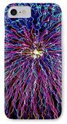 Ocean City Fireworks IPhone Case by Lisa Merman Bender