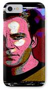 Ode To Star Trek IPhone Case by John Malone