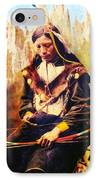 Oglala Homeland IPhone Case