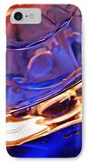 Oil And Water 15 IPhone Case by Sarah Loft