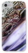 Oil And Water 29 IPhone Case by Sarah Loft