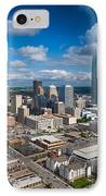 Oklahoma City IPhone Case by Cooper Ross
