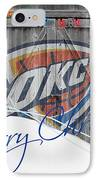 Oklahoma City Thunder IPhone Case