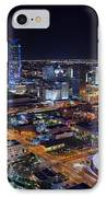 Oks00510 IPhone Case by Cooper Ross