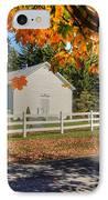 Old Bethel Church 1842 IPhone Case by Dan Friend