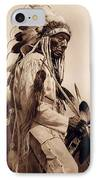 Old Cheyenne IPhone Case