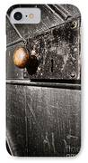 Old Door Lock IPhone Case by Olivier Le Queinec