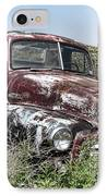 Old Gmc Truck IPhone Case by Olivier Le Queinec