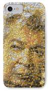Old Man Coin Mosaic IPhone Case