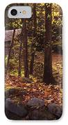 Old Mountain Shed IPhone Case by Paul W Faust -  Impressions of Light