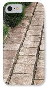 Old Pavers Alley IPhone Case by Olivier Le Queinec