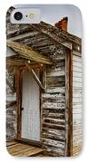 Old Rustic Rural Country Farm House IPhone Case