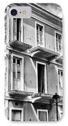 Old San Juan Architecture IPhone Case by John Rizzuto