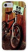 Old School Bmx - Jag IPhone Case