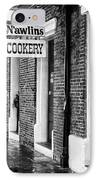 Olde N'awlins Cookery IPhone Case