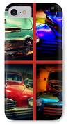 Oldtimer Collage IPhone Case