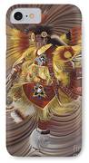 On Sacred Ground Series 4 IPhone Case by Ricardo Chavez-Mendez