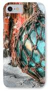 On The Beach IPhone Case by JC Findley