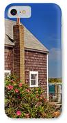On The Cape IPhone Case by Joann Vitali