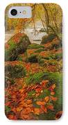 On The Riverside IPhone Case