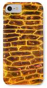 Onion Skin IPhone Case by Garry DeLong