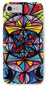 Open To The Joy Of Being Here IPhone Case by Teal Eye  Print Store
