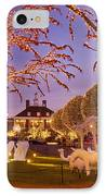 Opryland Hotel Christmas IPhone Case