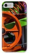 Orange Gear IPhone Case