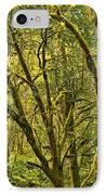 Oregon Rainforest IPhone Case