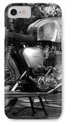 Original Cafe Racer IPhone Case by Mark Rogan