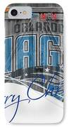 Orlando Magic IPhone Case by Joe Hamilton