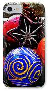 Ornaments 7 IPhone Case by Sarah Loft