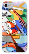 Our First Cruse  IPhone Case by Anthony Falbo