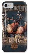 Outdoor Traditions Elk IPhone Case